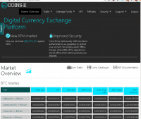 coins-e crypto exchange- bitcoin