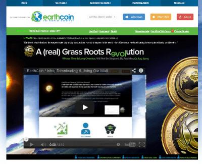 earthcoin altcoin review