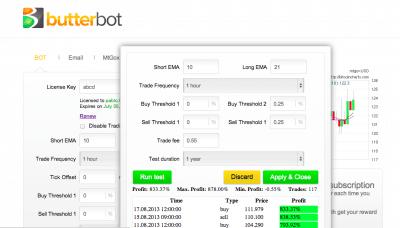 butter-bot review - bitcoin trading robot
