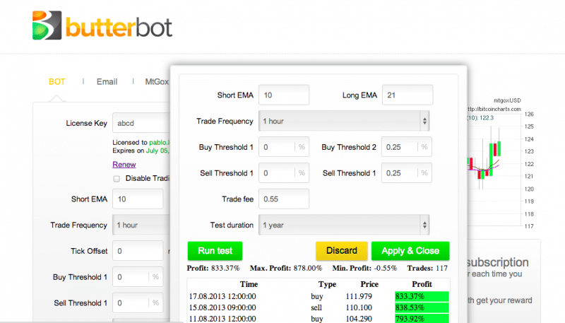 The best bitcoin trading bot