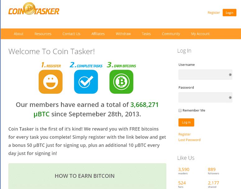coin tasker review