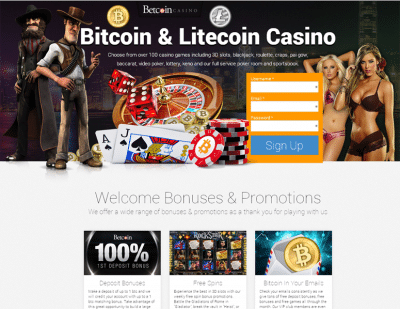 betcoin bitcoin casino review