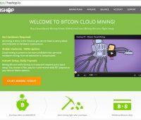 hashop review - bitcoin cloud mining