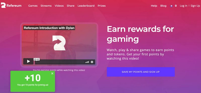 refereum ico review