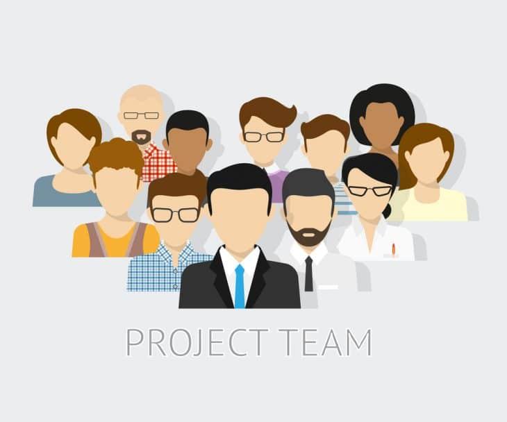 team information