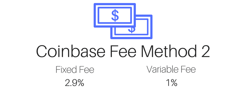Coinbase Fee Method 2