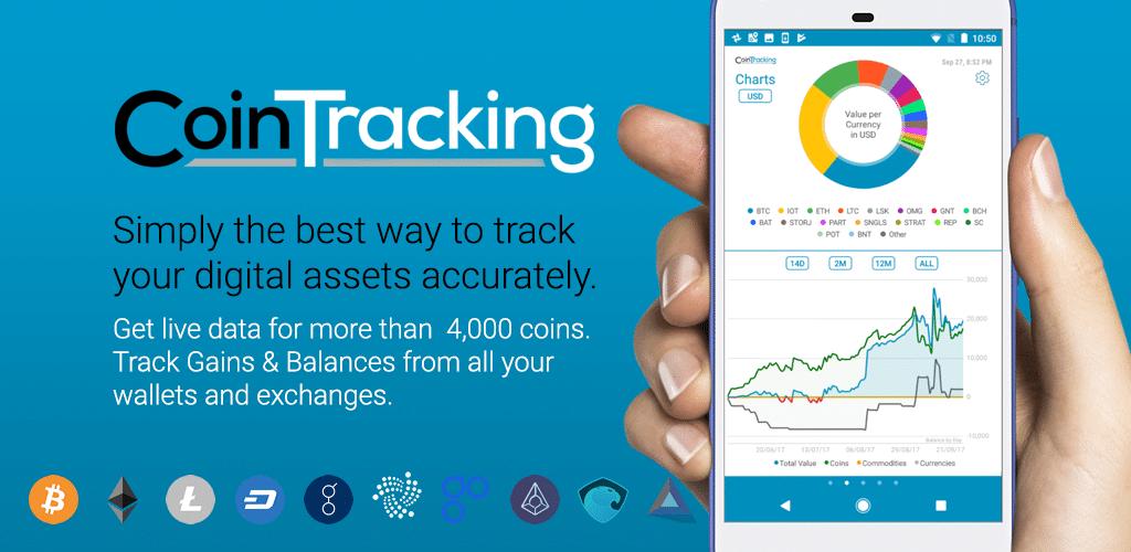 cointacking app