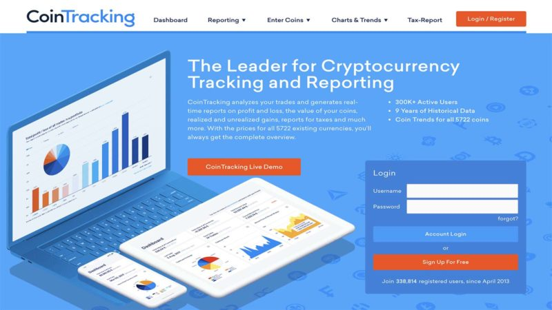 cointracking review featured