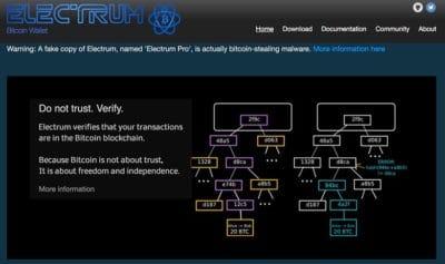 electrum wallet featured